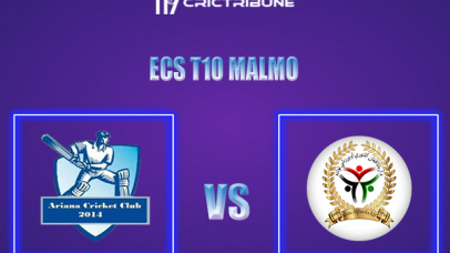 ARI vs AF Live Score,In theMatchof ECS T10 Malmo 2021which will be played at Landskrona Cricket Club. ARI vs AF Live Score,Match between Ariana Cricket....