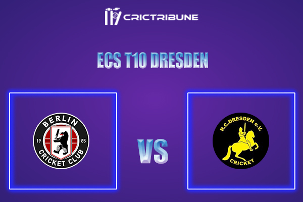 BER vs RCD Live Score,In theMatchof ECS T10 Dresden 2021which will be played at Rugby Cricket Dresden eV, Dresden. BER vs RCD Live Score,Match between ....