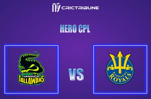 BR vs JAM Live Score,In theMatchof Hero CPL,which will be played at Warner Park, Basseterre, St Kitts. BR vs JAM Live Score,Match between Barbados Royals..
