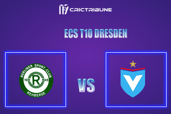 BSCR vs VIK Live Score,In theMatchof ECS T10 Dresden 2021which will be played at Rugby Cricket Dresden eV, Dresden. BSCR vs VIK Live Score,Match between...