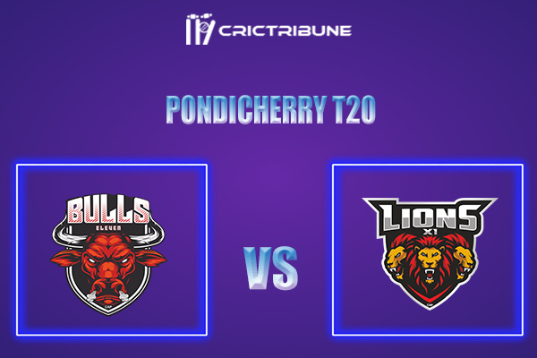 BUL vs TIG Live Score,In theMatchof Pondicherry T20which will be played at Cricket Association Puducherry Siechem Ground. BUL vs TIG Live Score,Match......