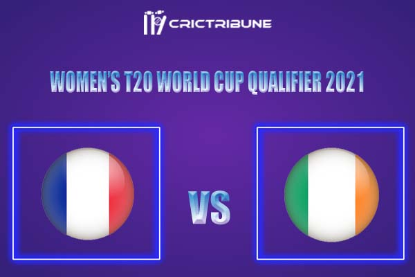 FR-W vs IR-W Live Score,In theMatchof Women's T20 World Cup Qualifier,which will be played at La Manga Club, Cartagenan. FR-W vs IR-W Live Score,Match.....
