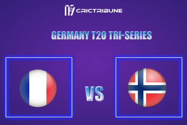 FRA vs NOR Live Score,In theMatchof Germany T20 Tri-Serieswhich will be played at Bayer Uerdingen Cricket Ground, Krefeld. FRA vs NOR Live Score,Match .....