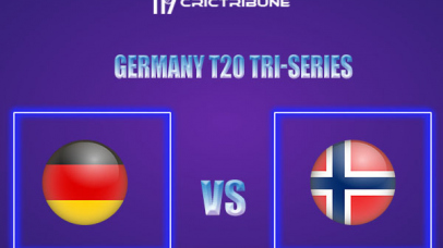 GER vs NOR Live Score,In theMatchof Germany T20 Tri-Serieswhich will be played at Bayer Uerdingen Cricket Ground, Krefeld. GER vs NORLive Score,Match .....