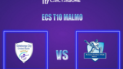GOC vs ARI Live Score,In theMatchof ECS T10 Malmo 2021which will be played at Landskrona Cricket Club. GOC vvs Ariana CCLive on 14th August, 2021 Live .....