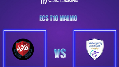 HSG vs GOC Live Score,In theMatchof ECS T10 Malmo 2021which will be played at Landskrona Cricket Club. HSG vs GOC Live Score,Match between Hisingens CC vs .
