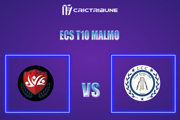 HSG vs LND Live Score,In theMatchof ECS T10 Malmo 2021which will be played at Landskrona Cricket Club. HSG vs LND Live Score,Match between Hisingens vs ....