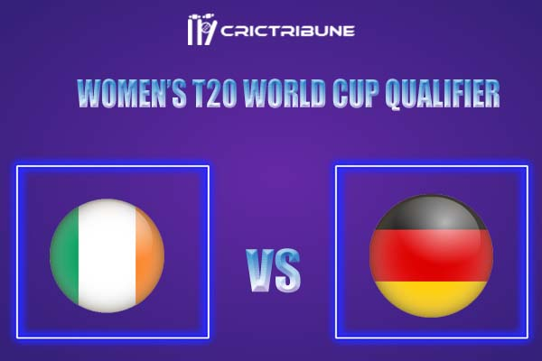 IR-W vs GR-W Live Score,In theMatchof Women's T20 World Cup Qualifier,which will be played at La Manga Club, Cartagenan. IR-W vs GR-W Live Score,Match .....