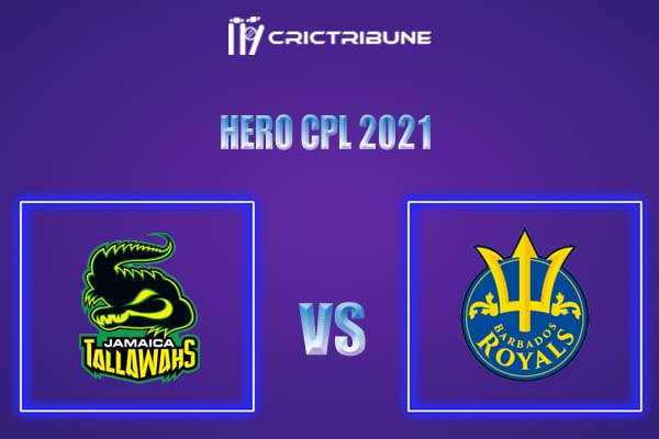 JAM vs BR Live Score,In theMatchof Hero CPL,which will be played at Warner Park, Basseterre, St Kitts. JAM vs BR Live Score,Match between Jamaica Tallawahs