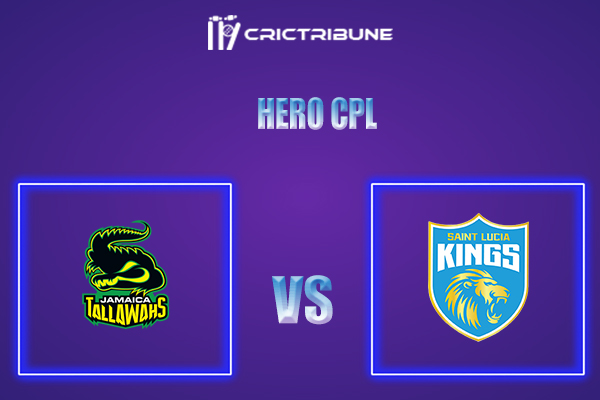 JAM vs SLK Live Score,In theMatchof Hero CPL,which will be played at Warner Park, Basseterre, St Kitts. JAM vs SLK Live Score,Match between Jamaica ........