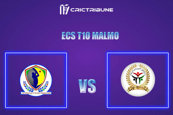 JKP vs AF Live Score,In theMatchof ECS T10 Malmo 2021which will be played at Landskrona Cricket Club. JKP vs AF Live Score,Match between Jonkoping v Ariana
