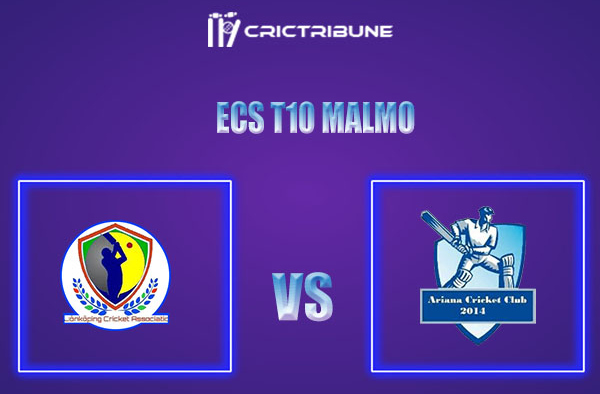 JKP vs ARI Live Score,In theMatchof ECS T10 Malmo 2021which will be played at Landskrona Cricket Club. JKP vs ARI Live Score,Match between Jonkoping vs ....