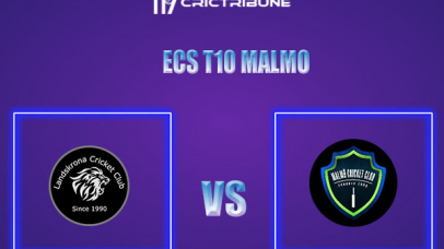 LAN vs MAL Live Score,In theMatchof ECS T10 Malmo 2021which will be played at Landskrona Cricket Club. LAN vs MAL Live Score,Match between Landskrona ......