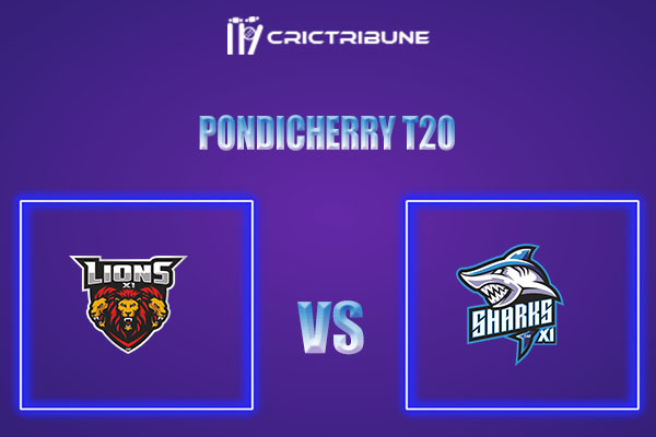 LIO vs SHA Live Score,In theMatchof Pondicherry T20which will be played at Cricket Association Puducherry Siechem Ground. LIO vs SHA Live Score,Match bet..