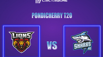 LIO vs SHA Live Score,In theMatchof Pondicherry T20which will be played at Cricket Association Puducherry Siechem Ground. LIO vs SHA Live Score,Match......