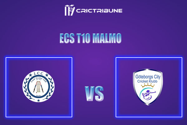LND vs GOC Live Score,In theMatchof ECS T10 Malmo 2021which will be played at Landskrona Cricket Club. LND vs GOC Live Score,Match between Lund vs Goteborg