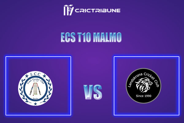 LND vs LAN Live Score,In theMatchof ECS T10 Malmo 2021which will be played at Landskrona Cricket Club. LND vs LAN Live Score,Match between Lund vs .........