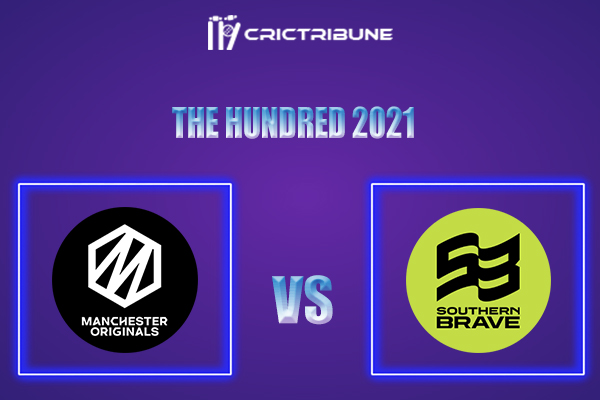 MNR vs SOB Live Score,In theMatchof The Hundred which will be played at Old Trafford, Manchester. MNR vs SOB Live Score,Match between Manchester Originals..