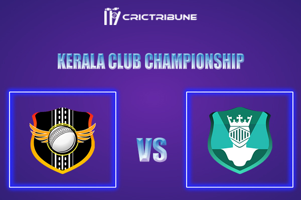 MRC vs KDC Live Score,In theMatchof Kerala Club Championship,which will be played at SD College Cricket Ground, Alappuzha. MRC vs KDC Live Score,Match.....