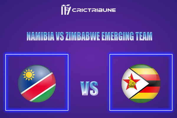 NAM vs ZIM-ET Live Score,In theMatchof Namibia vs Zimbabwe Emerging Team,which will be played at Wanderers Cricket Ground, Windhoek. NAM vs ZIM-ET Live.....