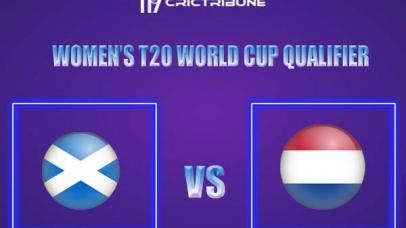 ND-W vs SC-W Live Score,In theMatchof Women's T20 World Cup Qualifier,which will be played at La Manga Club, Cartagenan. ND-W vs SC-W Live Score,Match.....