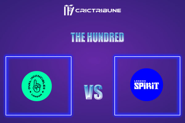 OVI vs LNS Live Score,In theMatchof The Hundredwhich will be played at Trent Bridge, Nottingham. OVI vs LNS Live Score,Match between Oval Invincibles vs...