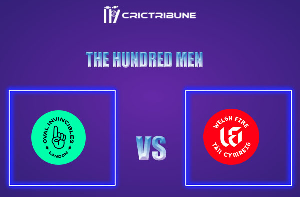 OVI vs WEF Live Score,In theMatchof The Hundred Menwhich will be played at Old Trafford, Manchester. OVI vs WEF Live Score,Match between Oval Invincibles..