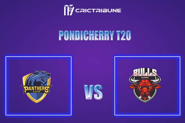PAN vs BUL Live Score,In theMatchof Pondicherry T20which will be played at Cricket Association Puducherry Siechem Ground. PAN vs BUL Live Score,Match be...