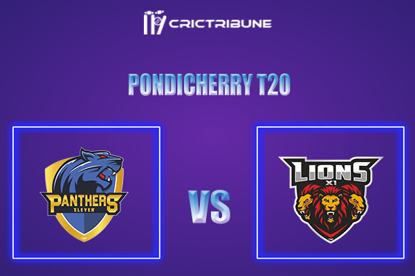 PAN vs LIO Live Score,In theMatchof Pondicherry T20which will be played at Cricket Association Puducherry Siechem Ground. PAN vs LIO Live Score,Match......