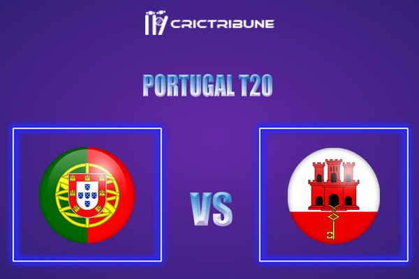 POR vs GIB Live Score,In theMatchof Portugal T20I 2021which will be played at Gucherre Cricket Ground, Albergaria. POR vs GIB Live Score,Match between.....