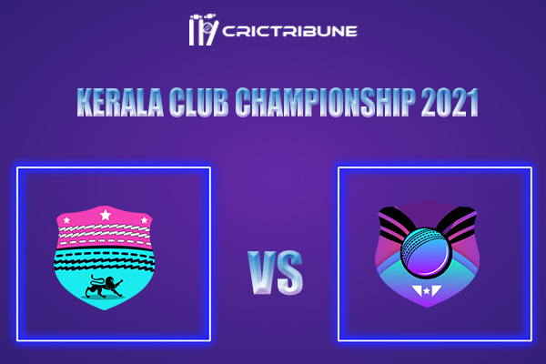 PRC vs ALC Live Score,In theMatchof Kerala Club Championship 2021which will be played at S. D. College Cricket Ground. PRC vs ALC Live Score,Match between .