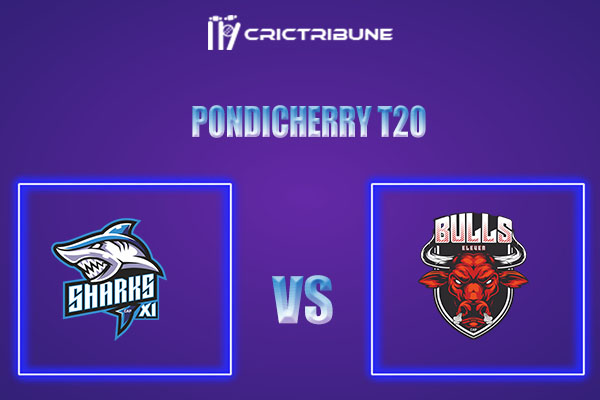 SHA vs BUL Live Score,In theMatchof Pondicherry T20which will be played at Cricket Association Puducherry Siechem Ground. SHA vs BUL Live Score,Match be...