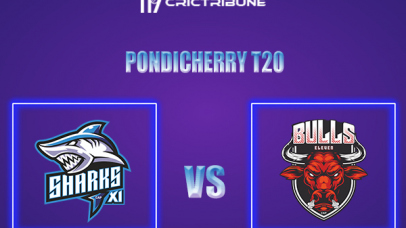 SHA vs BUL Live Score,In theMatchof Pondicherry T20which will be played at Cricket Association Puducherry Siechem Ground. SHA vs BUL Live Score,Match......