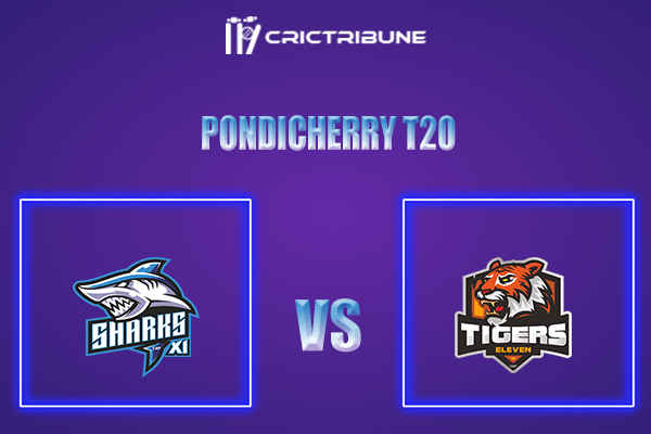 SHA vs TIG Live Score,In theMatchof Pondicherry T20which will be played at Cricket Association Puducherry Siechem Ground. SHA vs TIG Live Score,Match be...