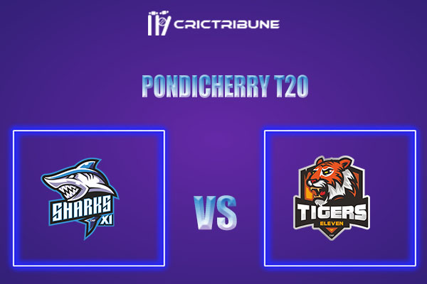SHA vs TIG Live Score,In theMatchof Pondicherry T20which will be played at Cricket Association Puducherry Siechem Ground. SHA vs TIG Live Score,Match bet..