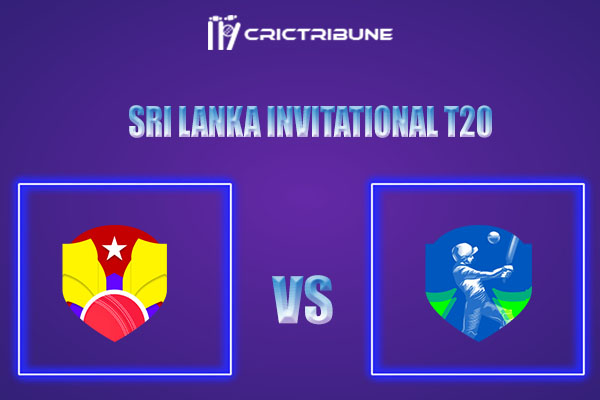SLGY vs SLGR Live Score,In theMatchof Sri Lanka Invitational T20which will be played at Pallekele International Cricket Stadium. SLGY vs SLGR Live Score....