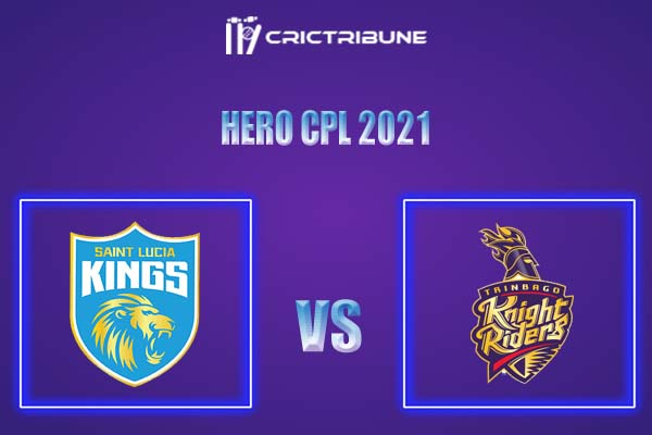 SLK vs TKR Live Score,In theMatchof Hero CPL,which will be played at Warner Park, Basseterre, St Kitts. SLK vs TKR Live Score,Match between St Lucia kings.
