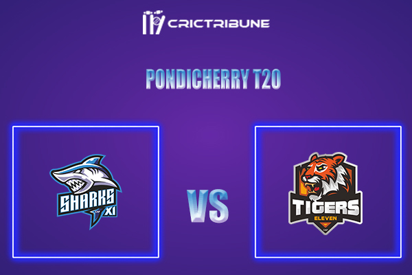 TIG vs SHA Live Score,In theMatchof Pondicherry T20which will be played at Cricket Association Puducherry Siechem Ground. TIG vs SHA Live Score,Match ......