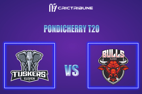 TUS vs BUL Live Score,In theMatchof Pondicherry T20which will be played at Cricket Association Puducherry Siechem Ground. TUS vs BUL Live Score,Match......