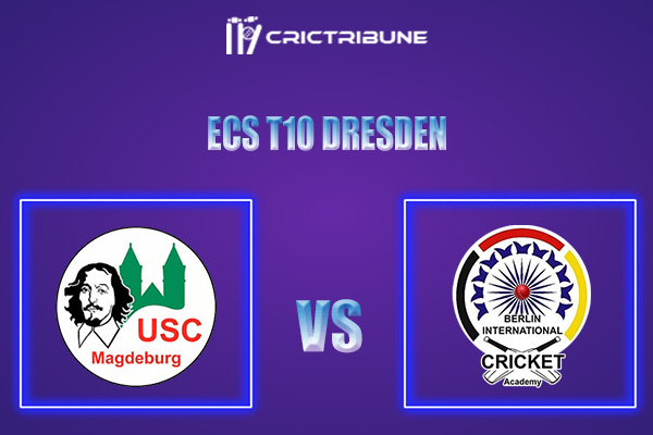 USCM vs BICA Live Score,In theMatchof ECS T10 Dresden 2021which will be played at Rugby Cricket Dresden eV, Dresden. USCM vs BICA Live Score,Match.........