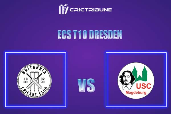 USCM vs BRI Live Score,In theMatchof ECS T10 Dresden 2021which will be played at Rugby Cricket Dresden eV, Dresden. USCM vs BRI Live Score,Match between ...