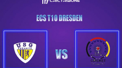USGC vs BICA Live Score,In theMatchof ECS T10 Dresden 2021which will be played at Rugby Cricket Dresden eV, Dresden. USGC vs BICA Live Score,Match between.
