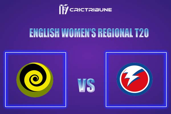 WS vs THU Live Score,In theMatchof English Women's Regional T20 2021which will be played at Woodbridge Road. WS vs THU Live Score,Match between Western....