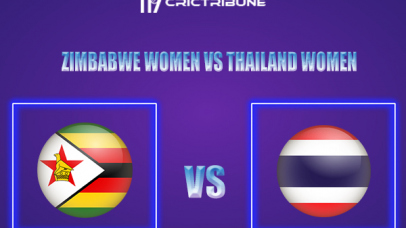 ZM-W vs TL-W Live Score,In theMatchof Zimbabwe Women vs Thailand Women,which will be played at Takashinga Sports Club.. ZM-W vs TL-W Live Score,Match......