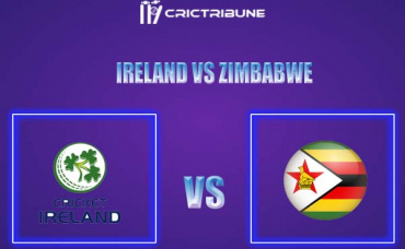 IRE vs ZIM Live Score,In theMatchof Ireland vs Zimbabwe ,which will be played at Bready Cricket Club, Magheramason, Bready. IRE vs ZIM Live Score,Match ....