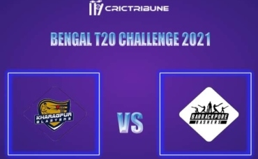 BB vs KB Live Score,In theMatchof Bengal T20 Challenge 2021,which will be played at Eden Gardens, Kolkata. BB vs KB Live Score,Match between Barrackpor....