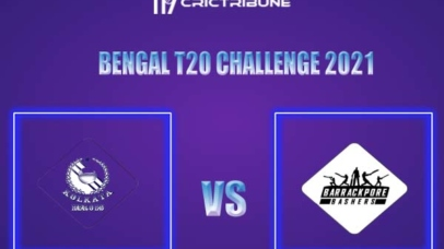 BB vs KH Live Score,In theMatchof Bengal T20 Challenge 2021,which will be played at Eden Gardens, Kolkata. BB vs KH Live Score,Match between Barrackpore ...