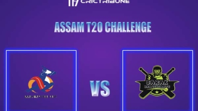 BHB vs BRB Live Score,In theMatchof Assam T20 Challenge,which will be played at Judges Field, Guwahati. BHB vs BRB Live Score,Match between Barak Bravehear
