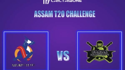 BHB vs BRB Live Score,In theMatchof Assam T20 Challenge,which will be played at Judges Field, Guwahati. BHB vs BRB Live Score,Match between Barak Bravehea.