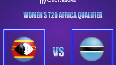 BOT-W vs SWA-W Live Score,In theMatchof Women's T20 Africa Qualifier,which will be played at Botswana Cricket Association Oval 1, Gaborone. BOT-W vs........